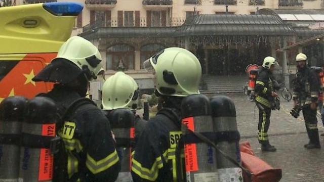 Explosão em hotel na Suíça faz seis feridos