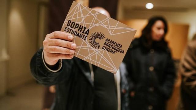 Prémios Sophia Estudante com 34 nomeados