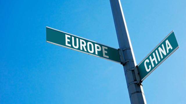 UE olha com 'desconfiança' para investimento chinês e procura blindar-se