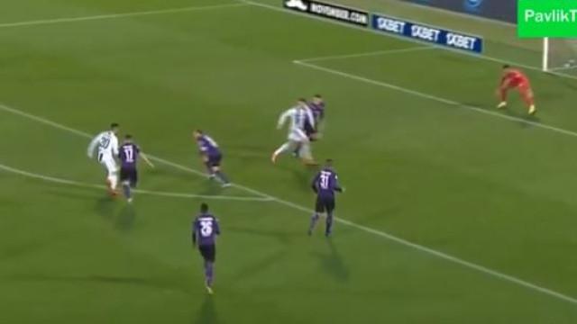 Ronaldo 'abriu' a porta e Bentancur deu vantagem à Juventus