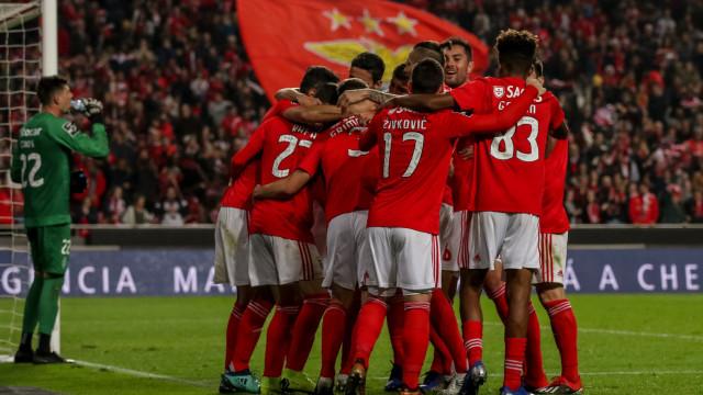 Glória do Benfica destaca duas 'pérolas' do Seixal