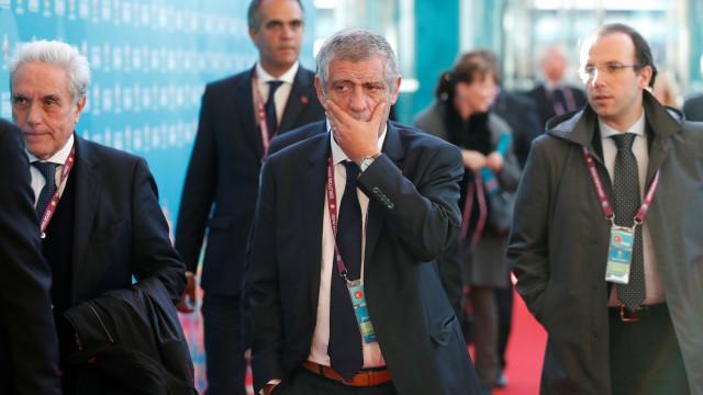 Apuramento para o Euro'2020: Portugal no grupo de Ucrânia e Sérvia