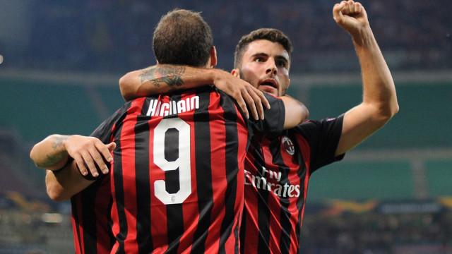 UEFA ameaça suspender AC Milan por um ano das competições europeias