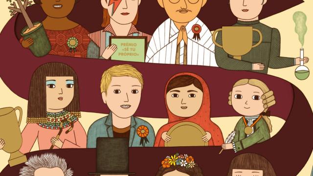 Como dar a conhecer aos mais jovens personalidades brilhantes da História