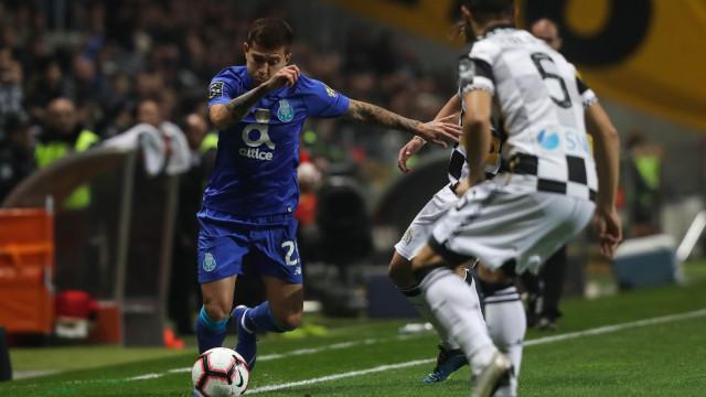 [0-0] Boavista-FC Porto: Felipe desperdiça uma grande oportunidade