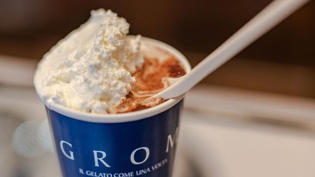 Geladaria GROM aquece os dias de inverno com chocolate quente italiano