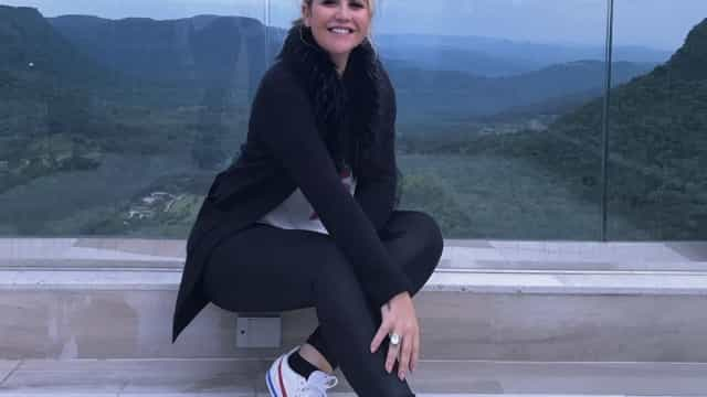 """Até breve"". Katia Aveiro volta a despedir-se da Madeira"