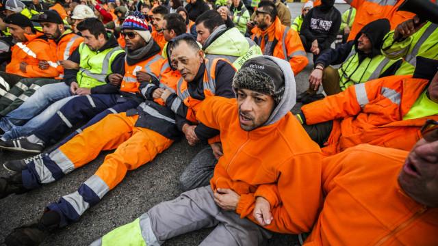 Sindicato confirma acordo que põe fim à paralisação do porto de Setúbal