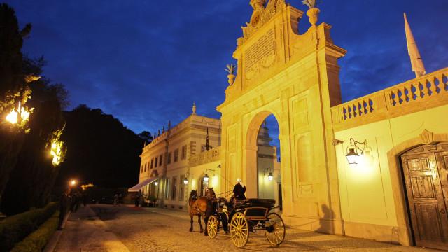 Tivoli Palácio de Seteais apresenta propostas para a época festiva
