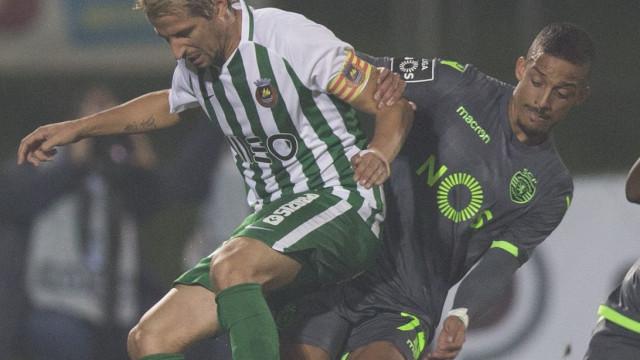 [1-2] Renan Ribeiro mantém o Sporting em vantagem