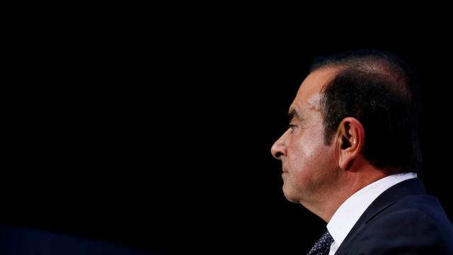 Preso há mais de dois meses, presidente da Renault demitiu-se