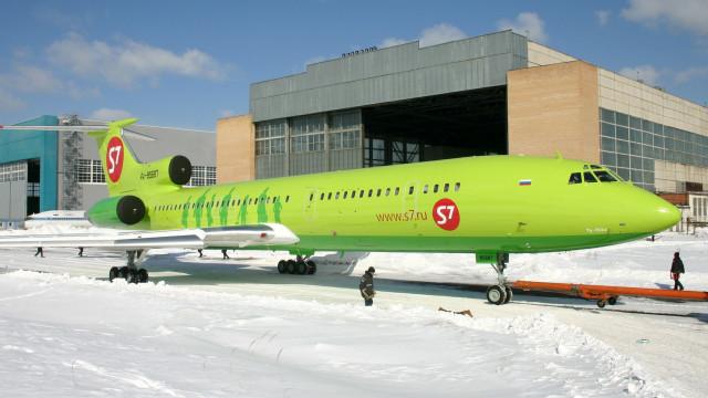 """Passageiros vivenciam """"inferno"""" durante viagem com a Siberia Airlines"""