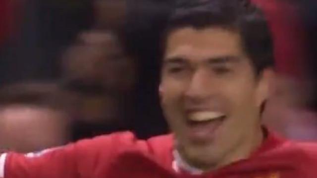Há cinco anos, Suárez 'demolia' o Norwich com este póquer fenomenal