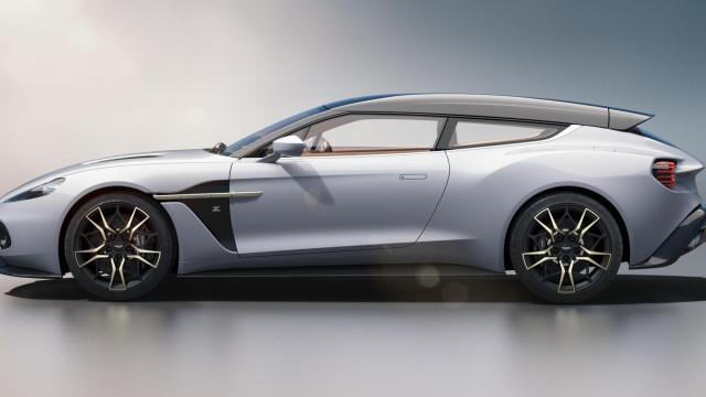 Aston Martin Vanquish Zagato: Se é para 'divorciar', que seja em grande