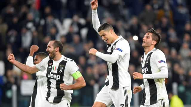 """Cristiano Ronaldo é a cereja no topo do bolo"""