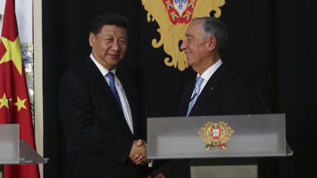 """""""Sinta-se em casa, Xi Jinping, assim nos sentimos há 500 anos na China"""""""