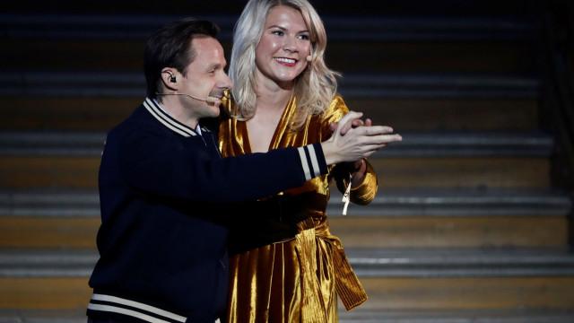 """Ainda a Bola de Ouro: Presidente da UEFA chama """"idiota"""" a Solveig"""