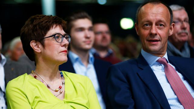 """""""Só existem dois candidatos que irão discutir"""" liderança da CDU"""