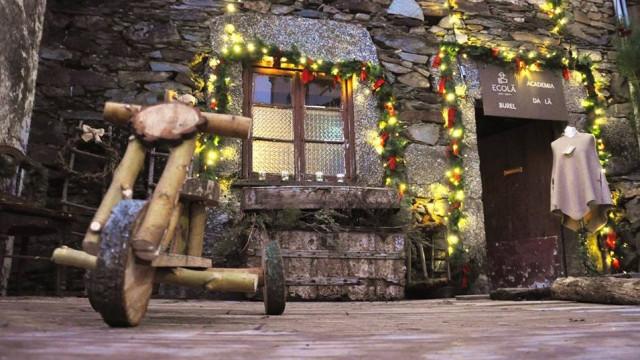 Seia volta a ter 'Aldeia Natal' onde o Pai Natal não entra