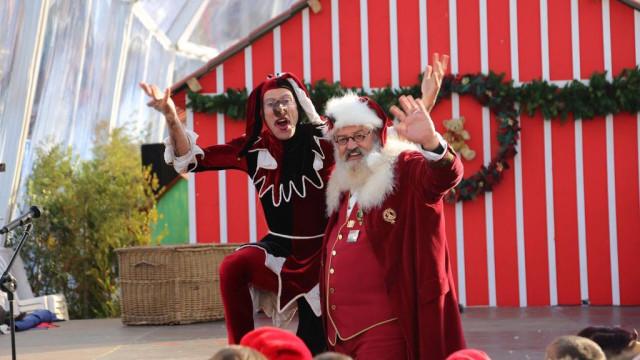 Evento Natál(i)a quer fazer de Vagos a casa do Pai Natal em Portugal
