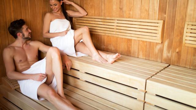 E que tal uma ida à sauna? Descubra cinco benefícios para a sua saúde
