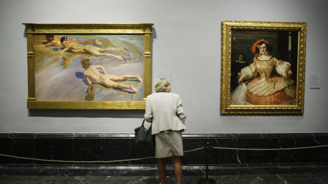 National Gallery vai expor antológica de Joaquín Sorolla com 70 obras