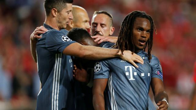 Antero Henrique tentou Renato Sanches, mas exigência do Bayern 'assustou'