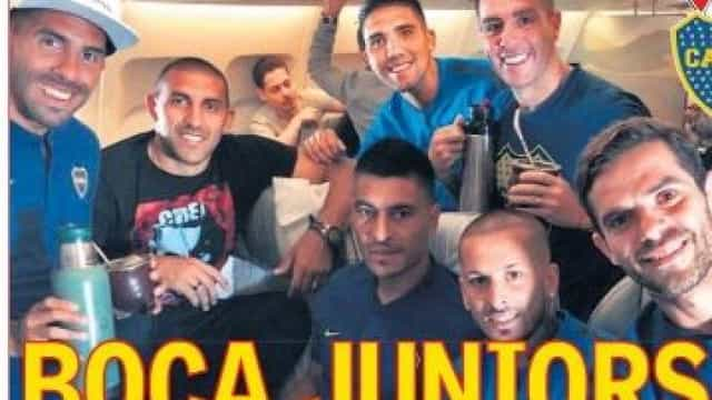 Lá por fora: A chegada do Boca e a 'invencível' Juventus