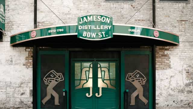 Jameson vence prémio nos World Travel Awards