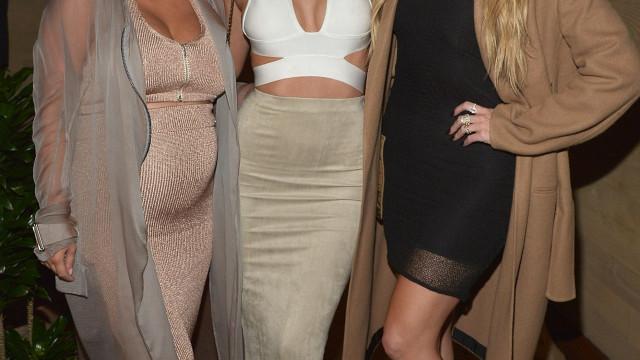 Clã Kardashian em fúria com partida sobre 'traição' de namorado de Kylie