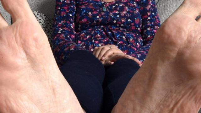 Esta noiva calça o 50 e não consegue encontrar sapatos para o casamento