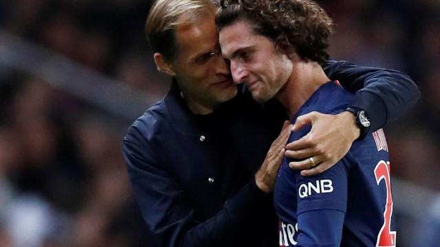 Rabiot denuncia PSG e pede ajuda aos serviços jurídicos da Liga francesa