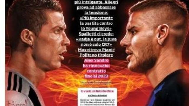 Lá por fora: Duelo 'Ronaldo-Icardi' depois do 'brilho' de Isco e Asensio
