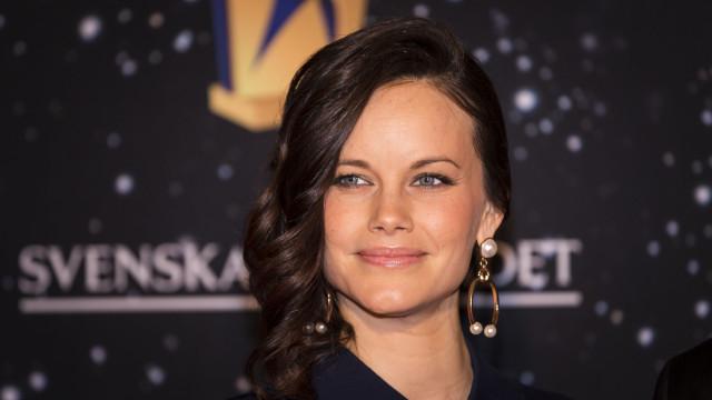 Revelado novo retrato da princesa Sofia da Suécia