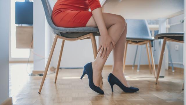 Dores aparentemente normais nas pernas podem ser sinal sério desta doença