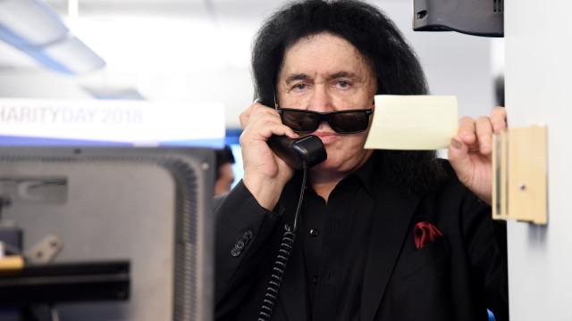 Gene Simmons está a ser processado por alegado abuso sexual