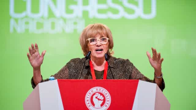 """""""Sem o PS não existiria o PREVPAP"""", reclama deputada socialista"""
