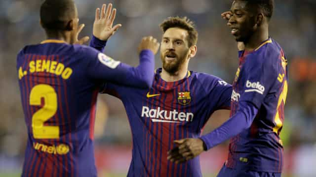 Cristiano Ronaldo ou Messi? Nelson Semedo responde
