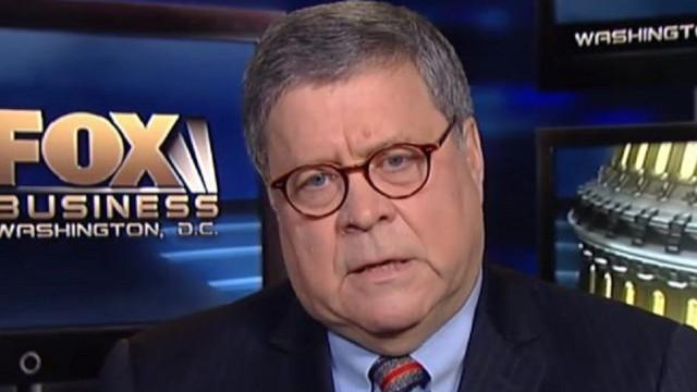 William Barr é o escolhido de Trump para procurador-geral dos EUA
