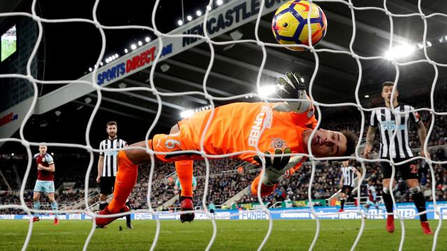 Premier League: Siga em direto os resultados e marcadores da 16.ª jornada