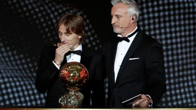 'Voto fantasma' assombra entrega da Bola de Ouro a Modric