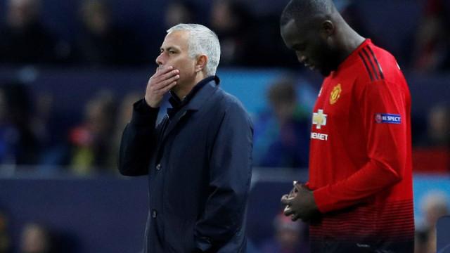 """""""O Manchester United não sabe o que fazer com Mourinho"""""""