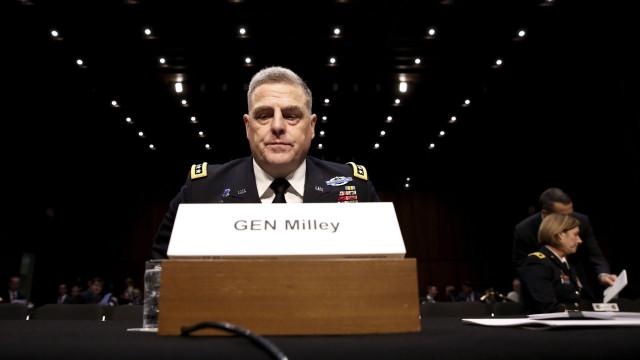Trump escolheu novo chefe do Estado-Maior das Forças Armadas