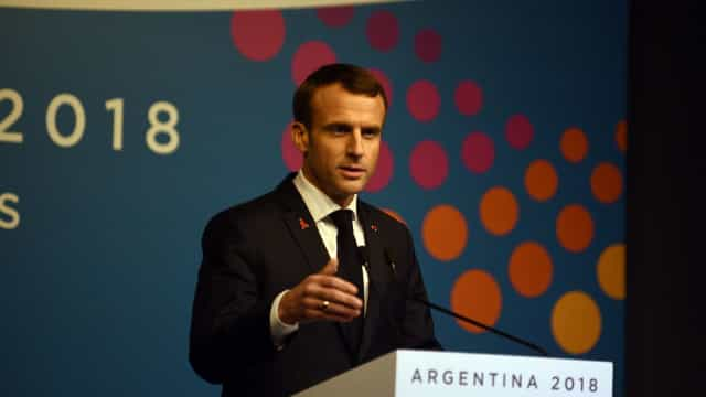Conselheiro de comunicação de Macron deixa Eliseu no final do mês