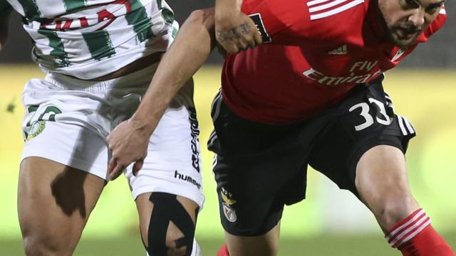 """Berto esclarece adeptos: """"Nunca ia faltar ao respeito ao Benfica"""""""