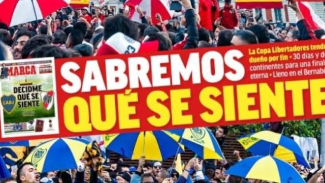 Lá fora: O mundo de olhos postos no Superclássico de Madrid