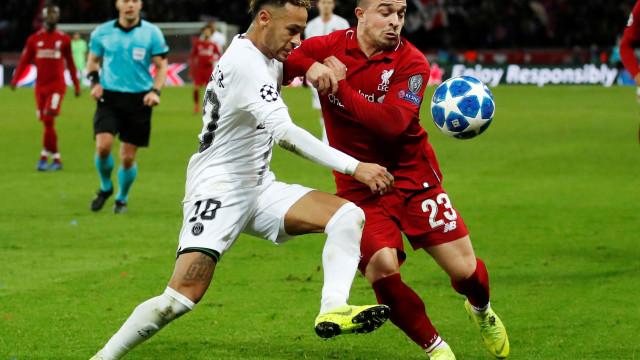 Grupo da 'morte': Nápoles, Liverpool ou PSG. Um deles ficará de fora