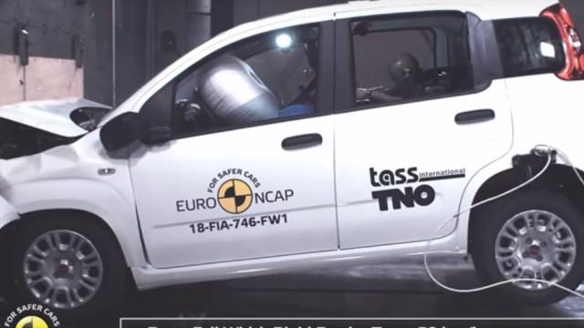 Carro menos seguro do mundo? Há um Fiat que é um sério candidato