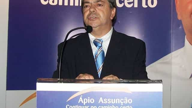 Ex-autarca de Oliveira de Azeméis Ápio Assunção morre aos 71 anos