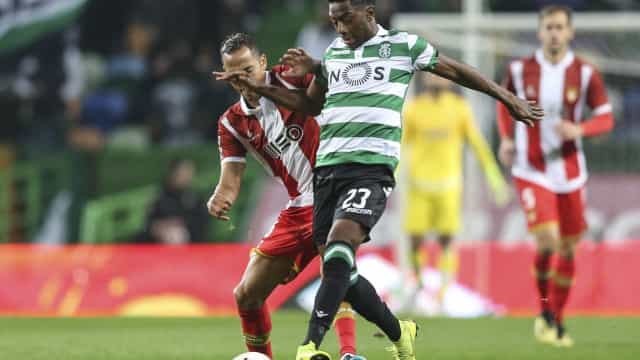 Relatório de jogo revela momento de tensão no intervalo do Sporting-Aves